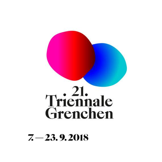 21. Triennale Grenchen Logo